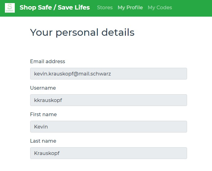 17_SupermarktStatus_Shopsafe – screenshot 7