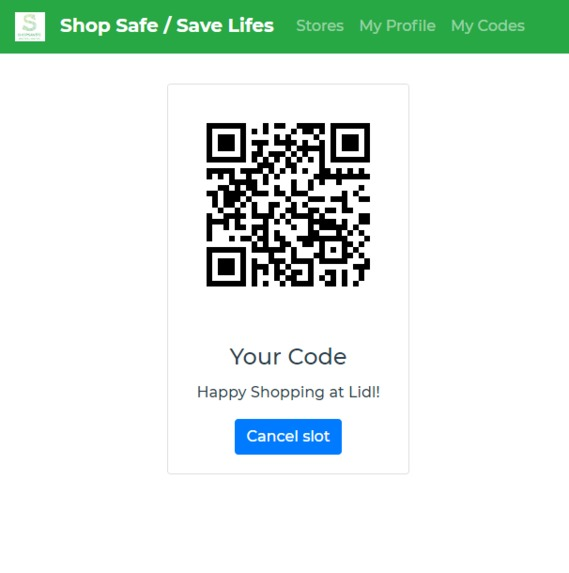 17_SupermarktStatus_Shopsafe – screenshot 8