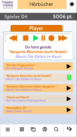 07_e-Kinderbetreuung_HappyHome – screenshot 17