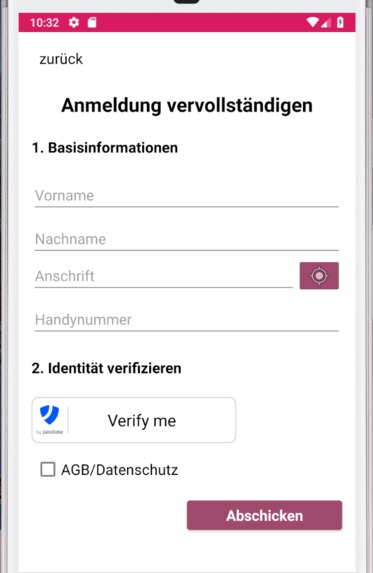01_Lebensmittel-Matching_#EinAnrufHilft – screenshot 3