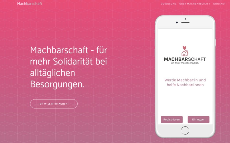 01_Lebensmittel-Matching_#EinAnrufHilft – screenshot 7