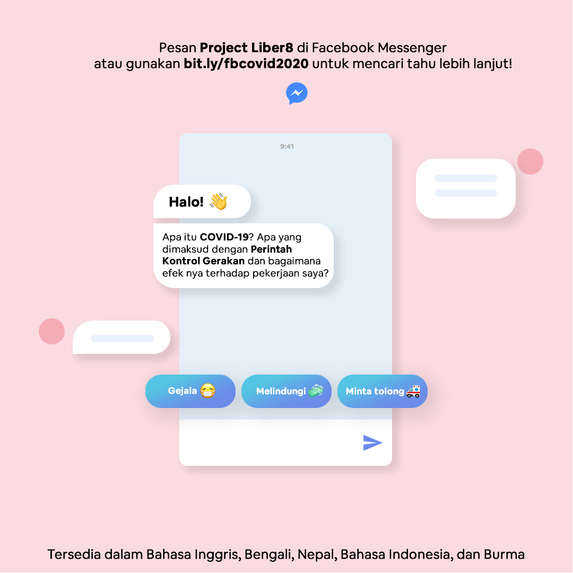 Project Liber8 Chatbot – screenshot 2