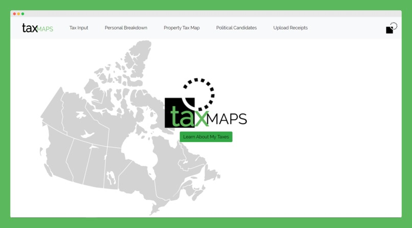 taxmaps – screenshot 1