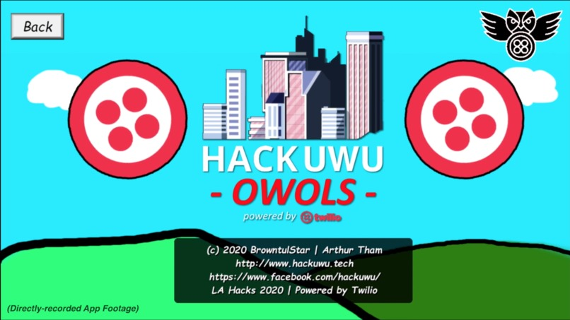 HackUWU Owols – screenshot 1