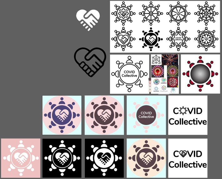 COVID Collective – screenshot 2