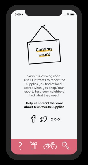 OurStreets Supplies – screenshot 6