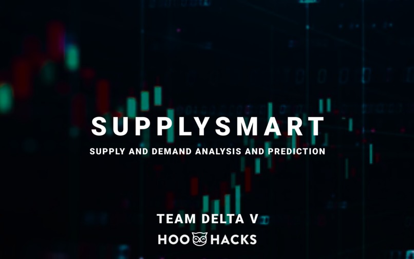 SupplySmart – screenshot 1