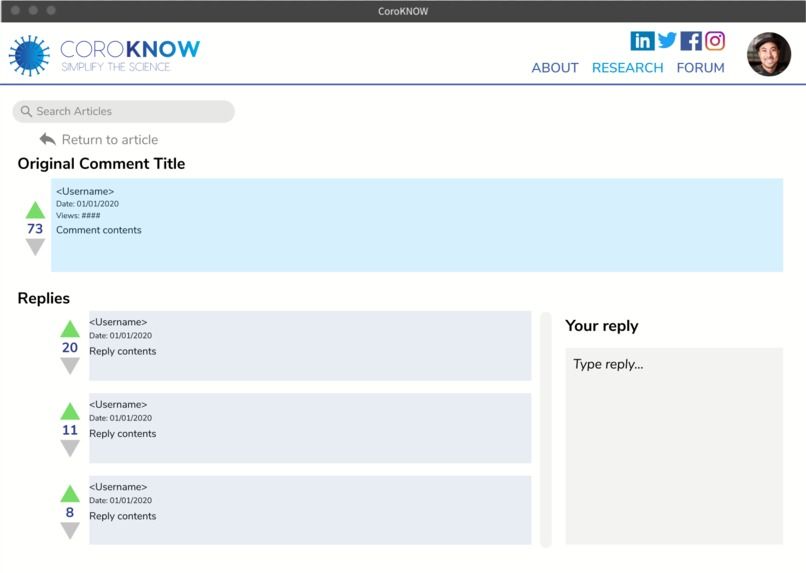 CoroKNOW – screenshot 6