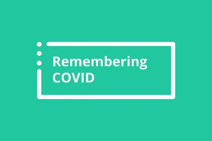 Remembering COVID – screenshot 1