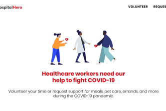 HospitalHero: Let's help healthcare workers fight COVID-19