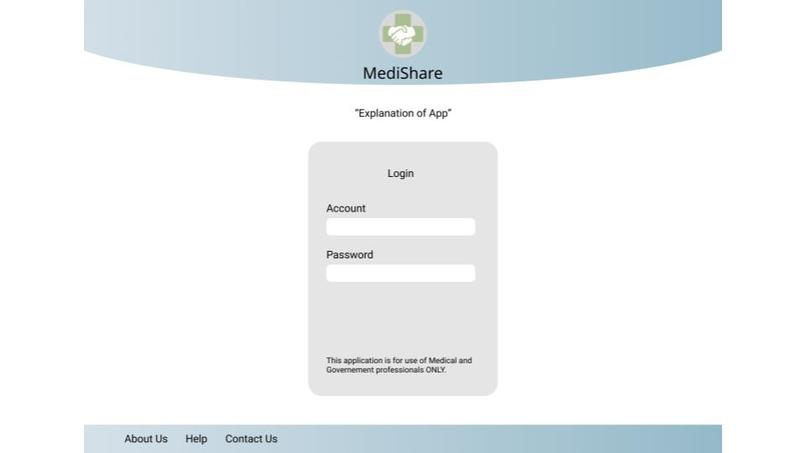 MediShare – screenshot 5