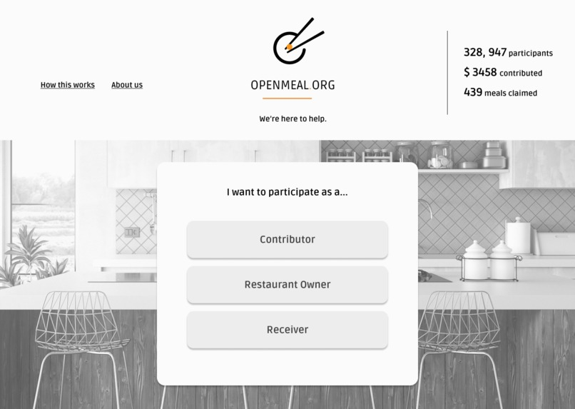 Open Meal – screenshot 1