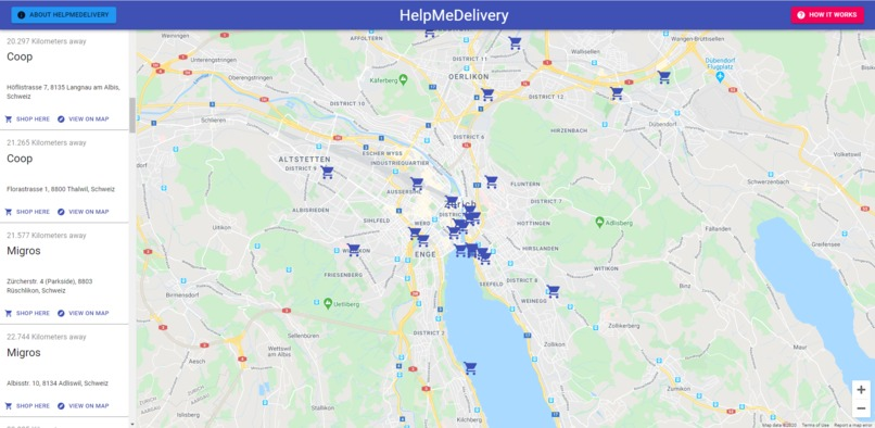 Help Me Delivery – screenshot 1