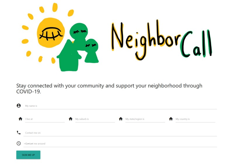NeighborCall – screenshot 1