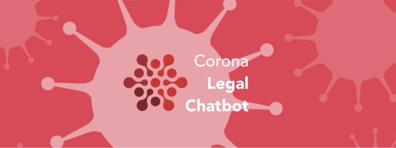 Corona Legal Chatbot – screenshot 1