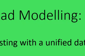 Spread Modelling: Forecasting with a unified database