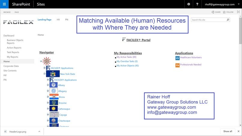 Matching Healthcare Professionals with Where They're Needed – screenshot 1