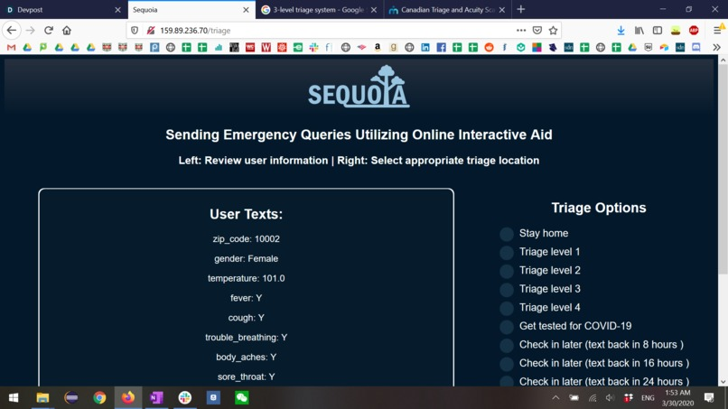 Sequoia – screenshot 3