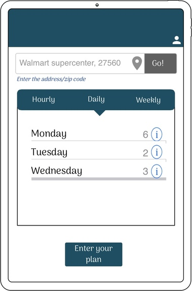 GoPlan – screenshot 4