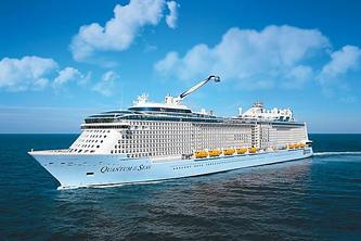 Ted Blenkers Features of the Most Popular Cruise Ships