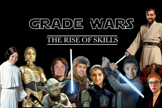 Grade Wars: Rise Of The Skills