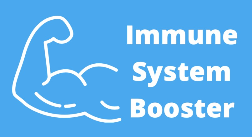 Immune System Booster App – screenshot 1