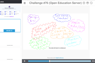 Challenge #76 (Open Education Server)
