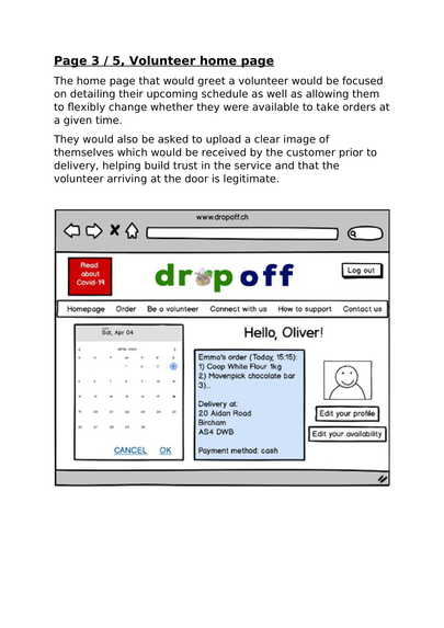 drop off – screenshot 22