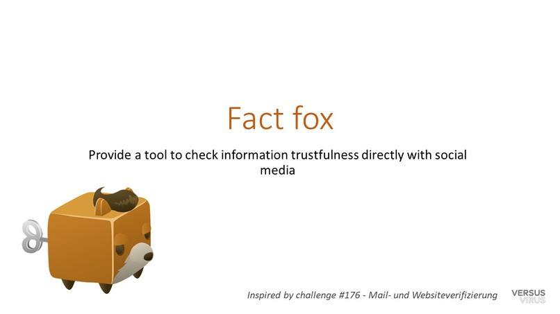 Fact Fox – screenshot 1