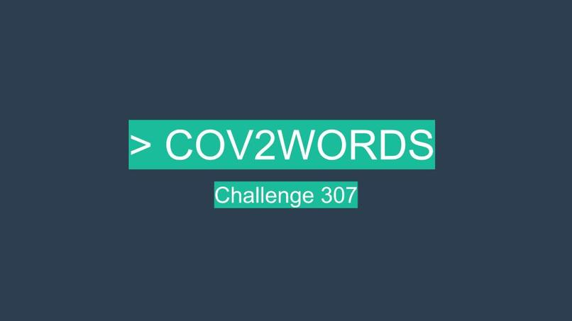 Code2Words – screenshot 1