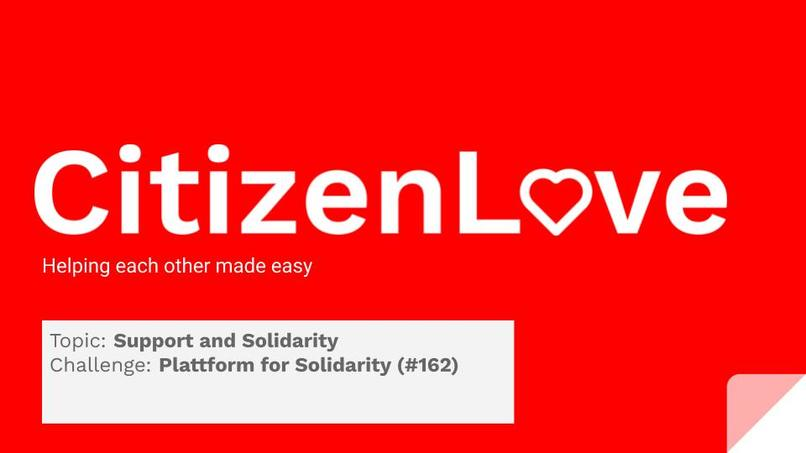 CitizenLove – screenshot 1