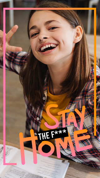 Stay the F*CK at Home #STFAH - A Global Awareness Campaign – screenshot 11