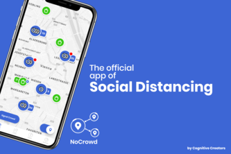 NoCrowd - Social Distancing made simple
