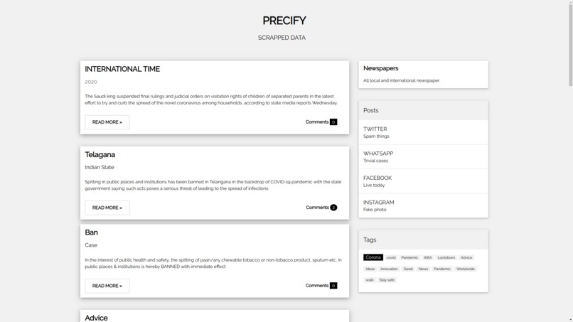 Precify - Social Impact – screenshot 8