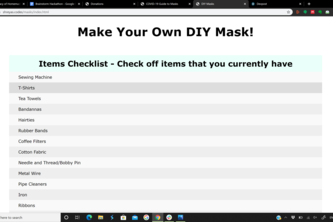 COVID-19 Guide to Masks