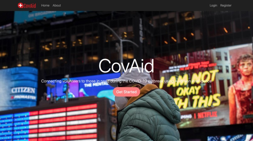 CovAid – screenshot 6