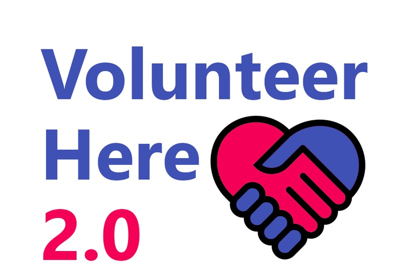 Volunteer Here 2.0 – screenshot 1