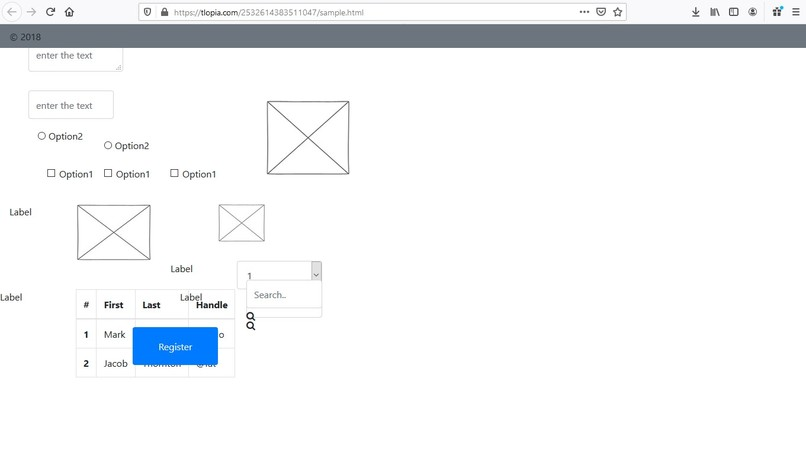 Web-Coder Bot – screenshot 5