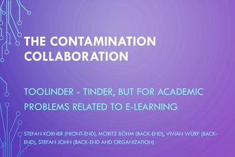 The Contamination Collaboration - T{ool}inder