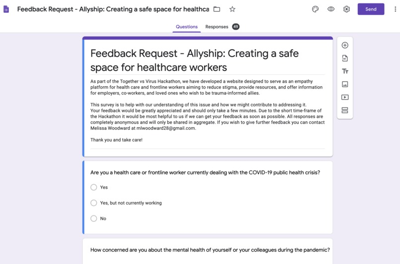 Allyship – screenshot 18