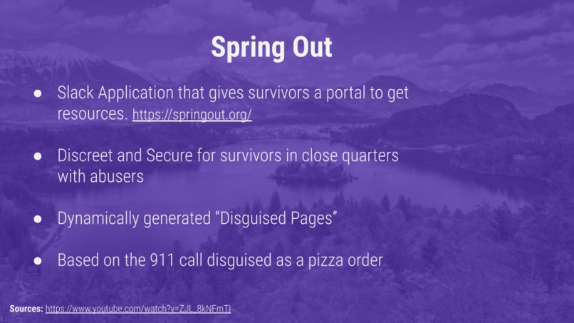Spring Out – screenshot 4
