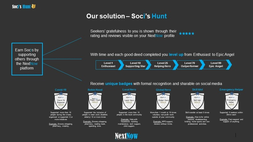 SOCI's Hunt - powered by NextNow – screenshot 5