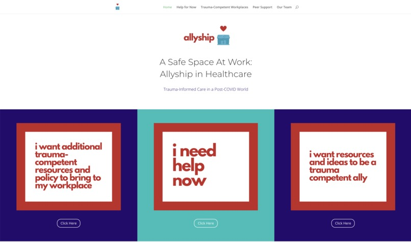 Allyship – screenshot 6
