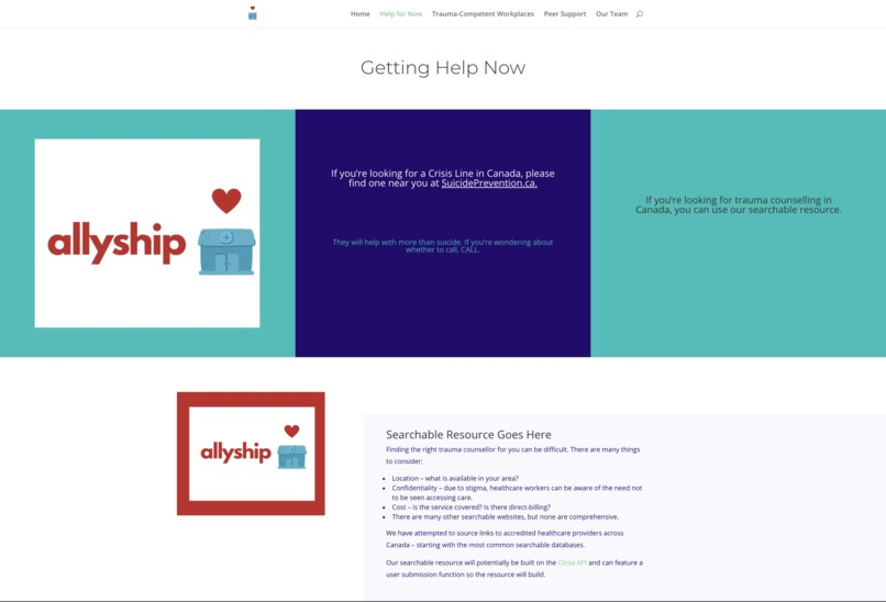 Allyship – screenshot 8