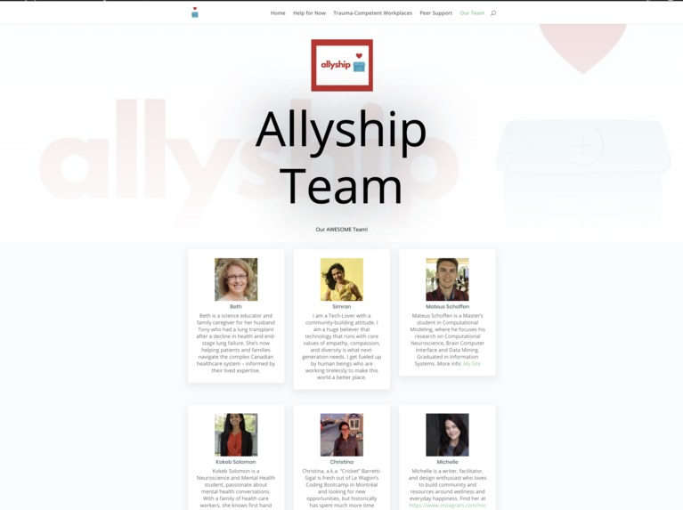 Allyship – screenshot 11
