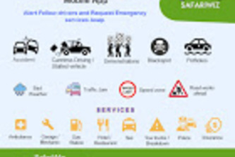 SafariWiz - Road Alerts and Emergency Services