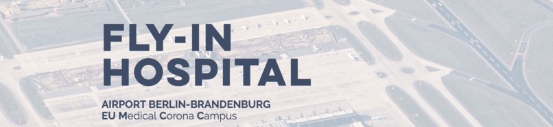 EU AIRPORT HOSPITAL AND CORONA CAMPUS BERLIN-BRANDENBURG – screenshot 1