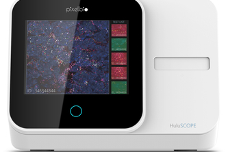 HuluSCOPE a POCT device for COVID-19 and other pathogens