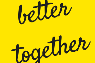 #bettertogether - Open Innovation for everyone