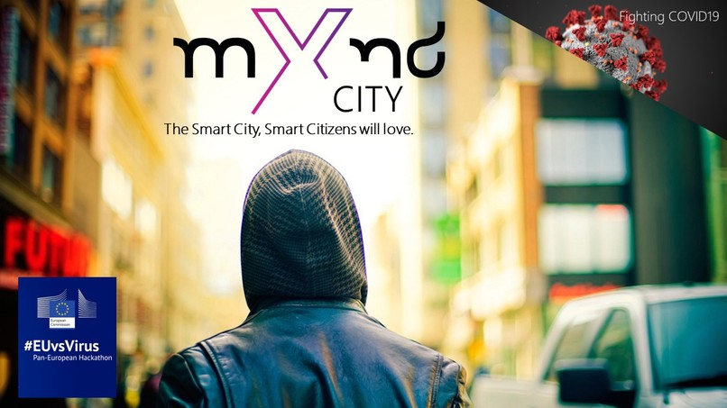 MXND.SMARTCITY -  – screenshot 1